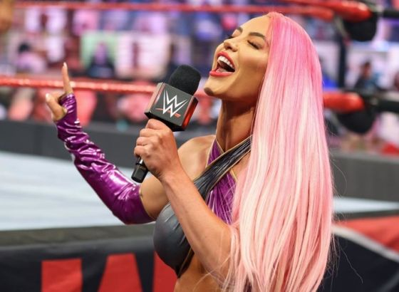 Eva Marie Wants To Be Booed Out Of The Building By WWE Fans