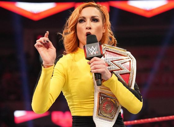 Becky Lynch Reveals How She Got Her WWE Name