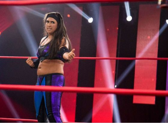 Rachael Ellering Admits Being Released By WWE During COVID-19 Pandemic Was 'Extremely Challenging'