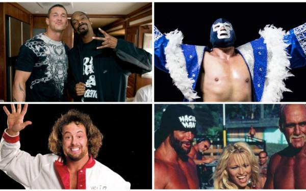 The Hoff's Hulkster Heat & CM Punk's New Tattoo: Ten Things You May Have Missed In Wrestling This Week