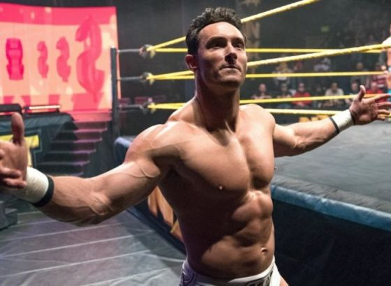 Report: Tino Sabbatelli Re-Signs With WWE NXT