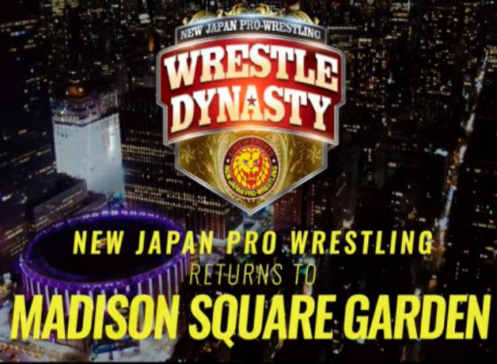 NJPW Postpone Wrestle Dynasty