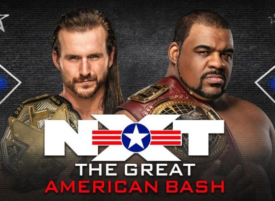 WWE NXT The Great American Bash 2020 Night 2 Results