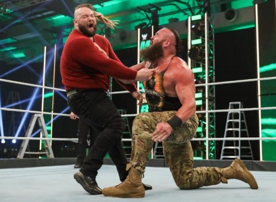 Braun Strowman Vs. Bray Wyatt Added To WWE SummerSlam
