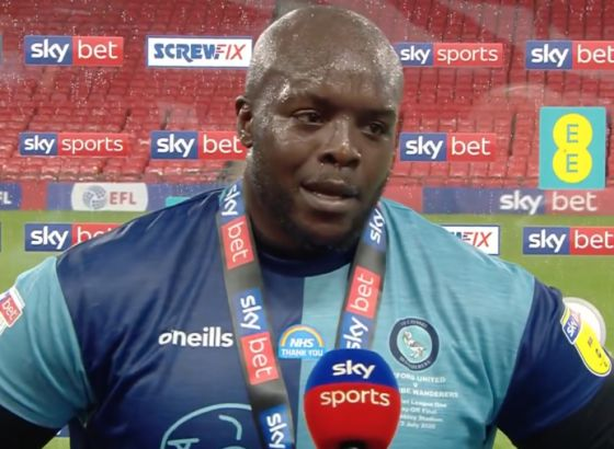 Adebayo Akinfenwa Recently Held Further Talks With WWE