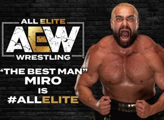 Report: Miro's AEW Contract Allows Him To Work In NJPW