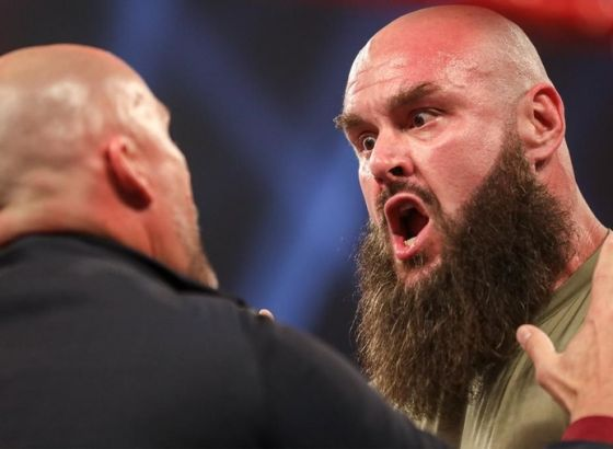 Braun Strowman Suspended Indefinitely By WWE