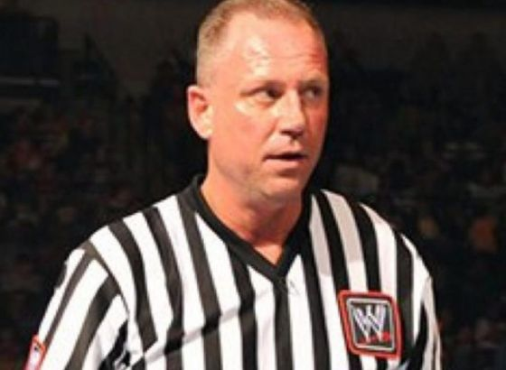 Referee Mike Chioda Claims He'd Signed New WWE Deal A Month Before His Release