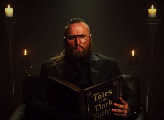 Report: Aleister Black Segment Pulled From WWE Smackdown