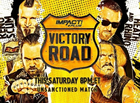 More Matches Announced For IMPACT Wrestling Victory Road 2020