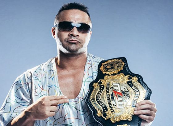 Teddy Hart Arrested, Charged With Strangulation