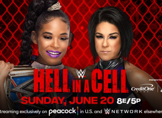 Bianca Belair Vs. Bayley Added To WWE Hell In A Cell