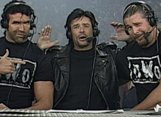Eric Bischoff Comments On NWO's 'Creative Control' in WCW