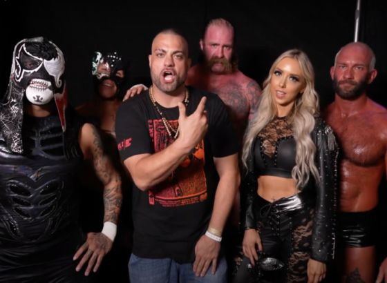 Allie Reunites With The Butcher & The Blade On AEW Dark