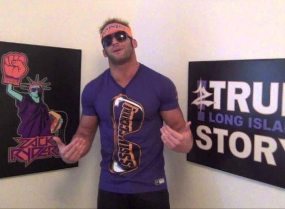 Zack Ryder Claims Lost Episode Of YouTube Series Depicts Bizarre John Cena Vs. Trent Beretta Match