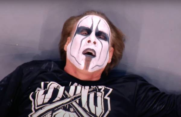 Tony Khan Comments On Sting Taking A Powerbomb On AEW Dynamite