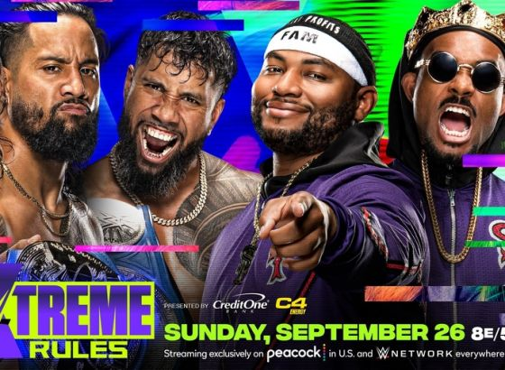 SmackDown Tag Team Title Match Confirmed For WWE Extreme Rules 2021
