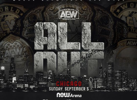 CM Punk Vs. Darby Allin Official For AEW All Out