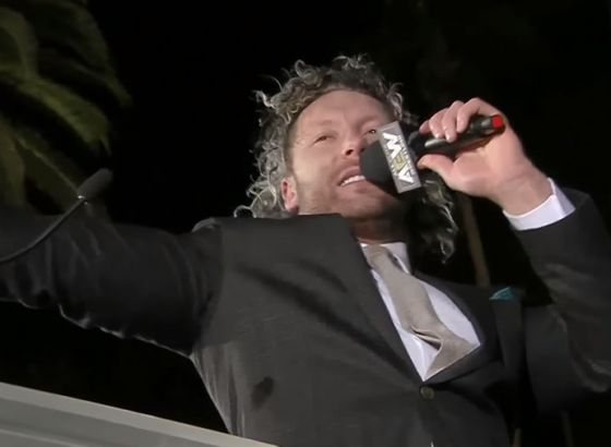 Kenny Omega Reveals He Planned To Wrestle At NJPW/ROH G1 Supercard After Joining AEW