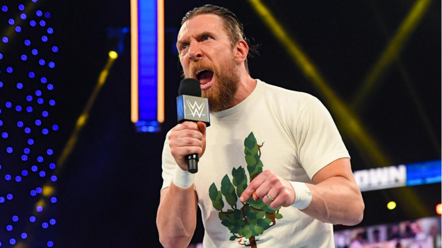 Daniel Bryan Being Forced To Re-Sign A WWE Contract 2