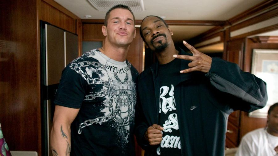Snoop dogg randy orton 2008