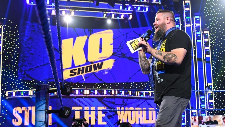 Kevin Owens Leaving WWE For AEW Is A Premature Idea 1