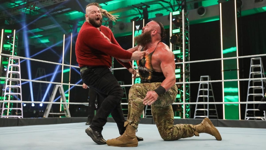 The Fiend vs Braun Strowman: Winner Revealed At WWE Summerslam 2020 2