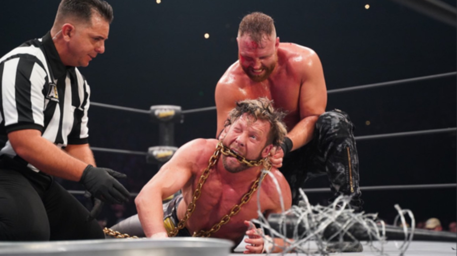 Moxley omega
