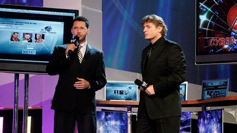 Todd grisham william regal cyber sunday